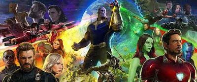 Arte de Avengers: Infinity War