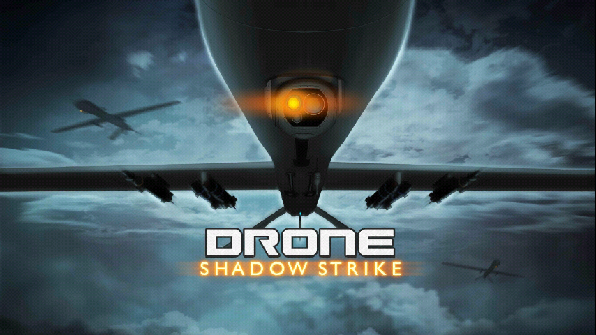 Review dan Bermain Game Drone Shadow Strike Game Offline