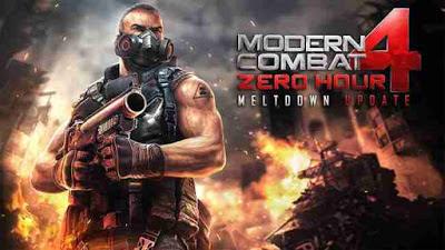 Download Game Modern Combat Zero v1.2.2e Mod Apk +Data Offline Android Terbaru 2017