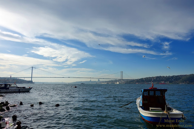 Çengelköy, Bosphorus, Turkey