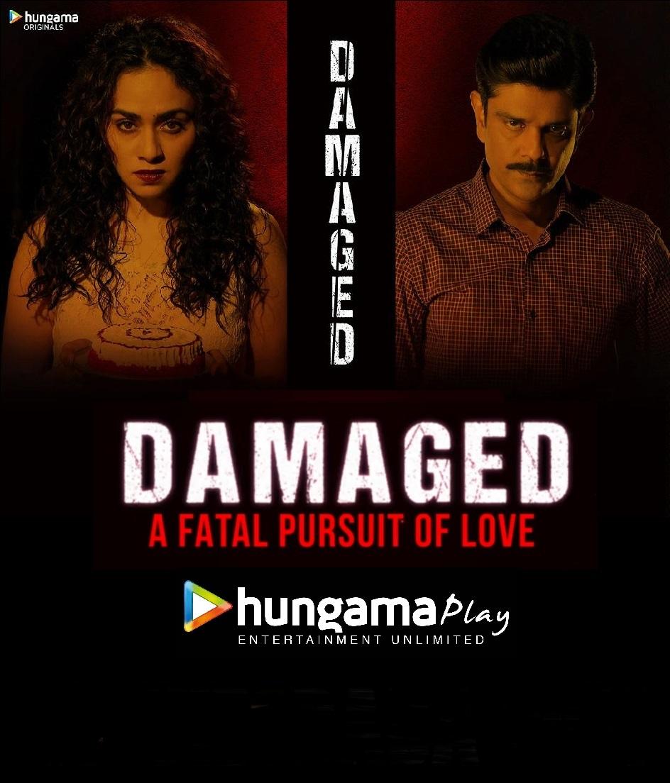 Damaged 2018 Season 1 Complete Hindi 720p HDRip Web Series All Episodes Download