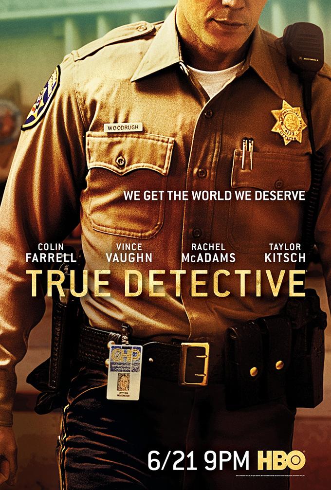 True Detective season 1 (2014)