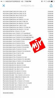 Harga Sepeda Polygon 2017 Sebelum Discount 4 MINAT??? sms 08568665168