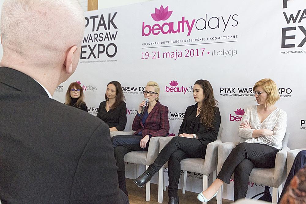 II Targi Beauty Days 2017 oraz III edycja Meet Beauty