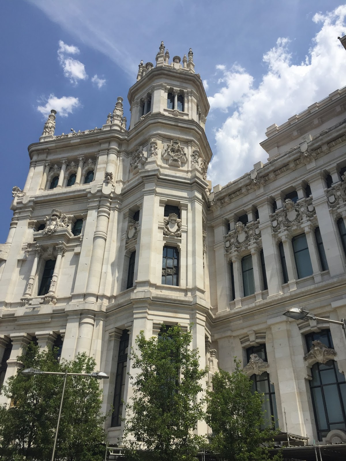 Madrid architecture]