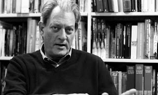 26 jan, 16h: Happy Hour Literário - Paul Auster