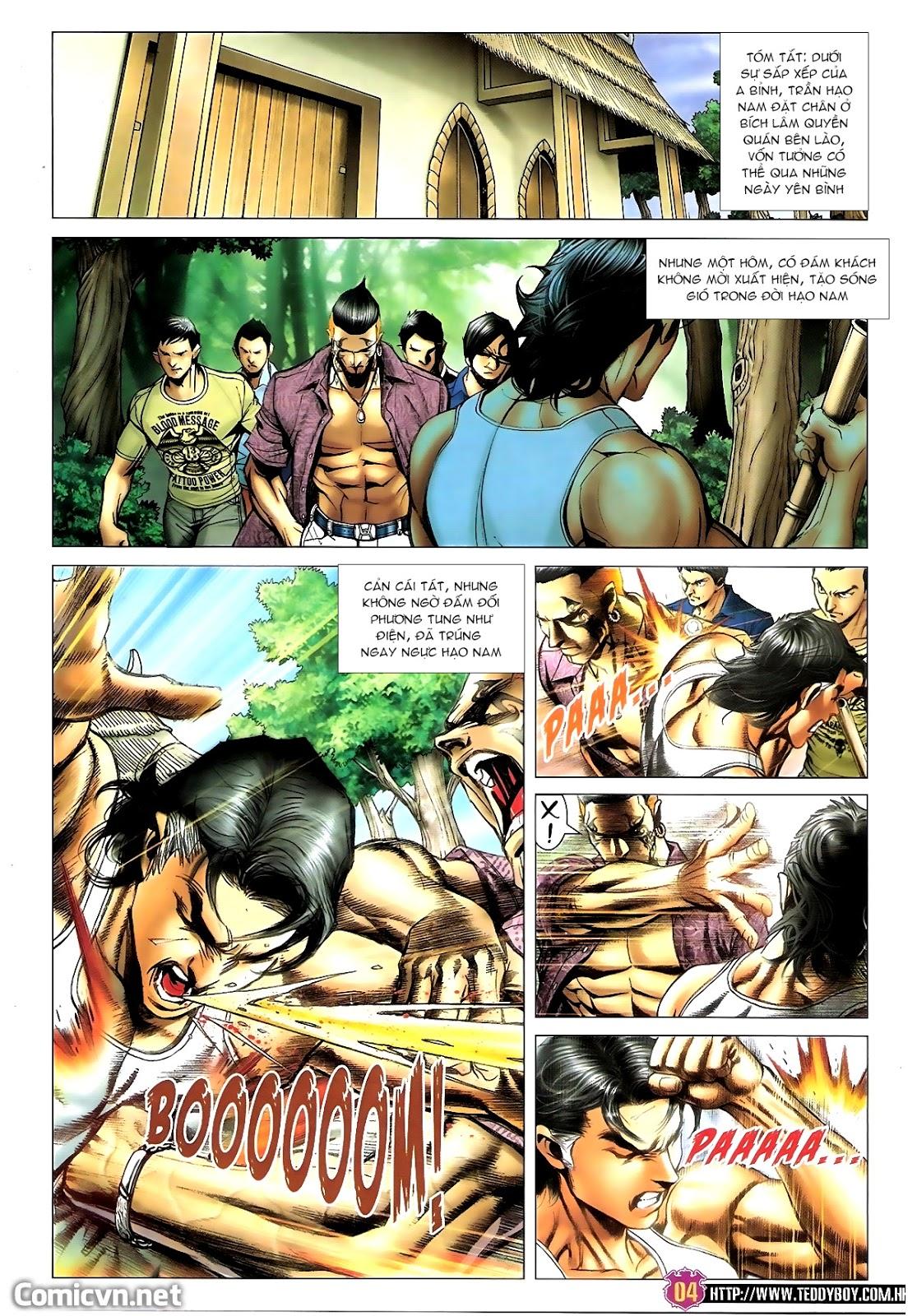 Người Trong Giang Hồ - Chapter 1392: Hắc Thế Lực Lào - Pic 3