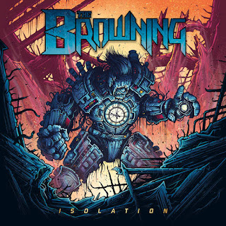The Browning - Isolation (2016) - Album Download, Itunes Cover, Official Cover, Album CD Cover Art, Tracklist