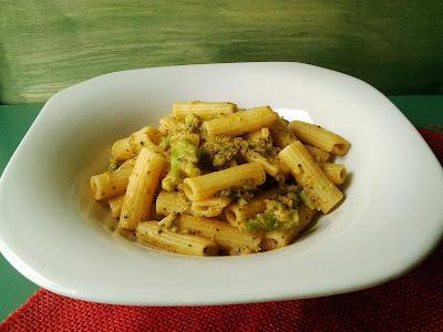 Pasta con brocoli recetas gastronomia pobres economica vegetariana vegana anchoas