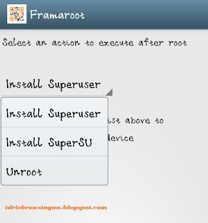 Install SuperSu Superuser Root Android