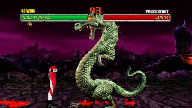 Mortal Kombat Kollection PC Gameplay