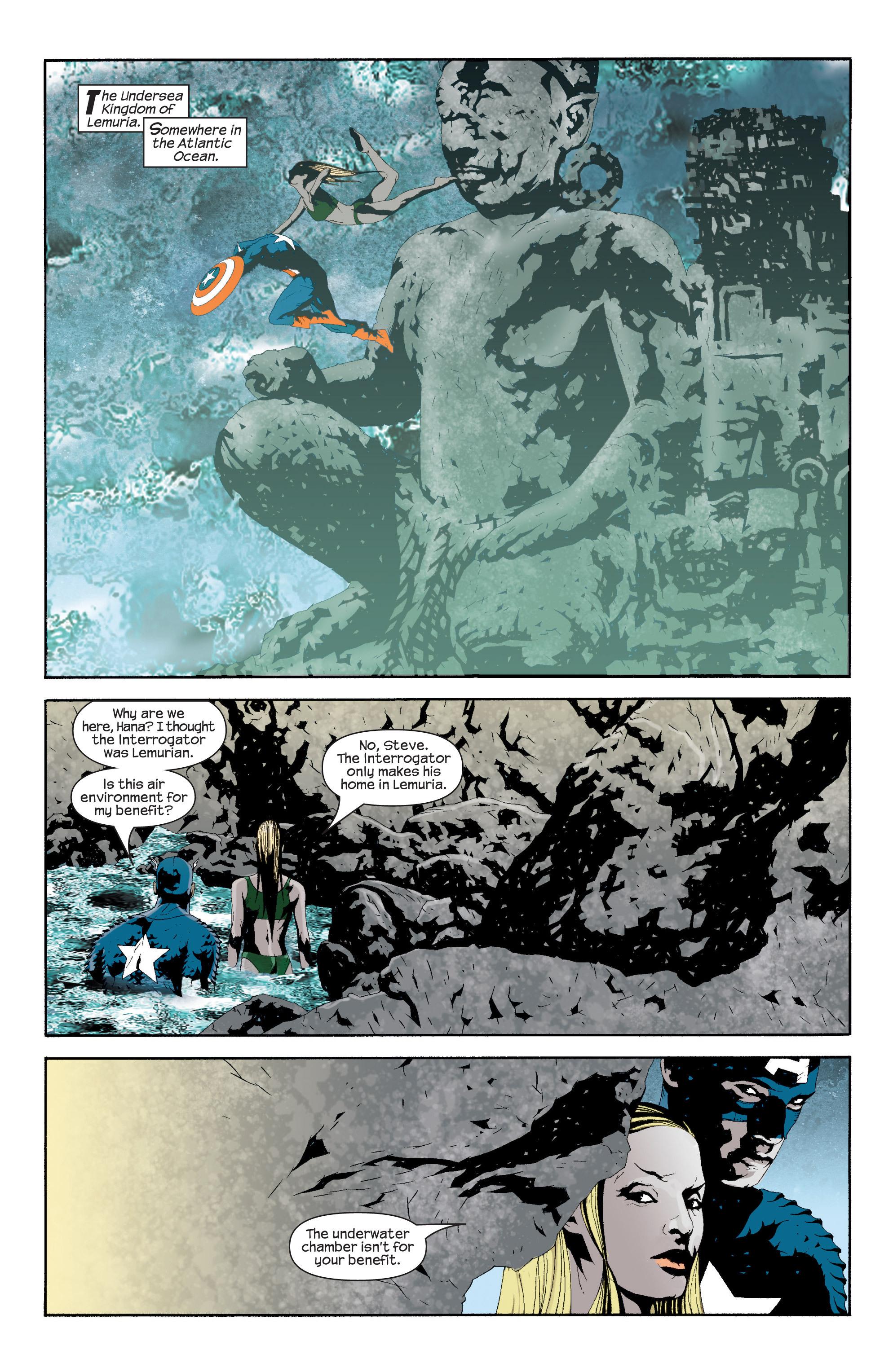 Captain America (2002) Issue #15 #16 - English 6