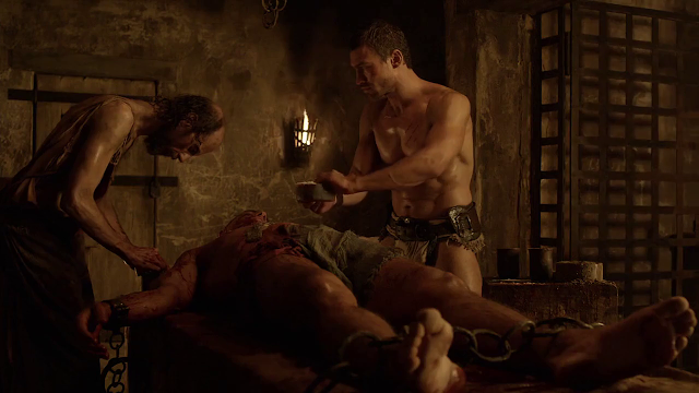 Spartacus: Blood And Sand S01E06 Full Movie Free Download And Watch Online In HD brrip bluray dvdrip 300mb 700mb 1gb
