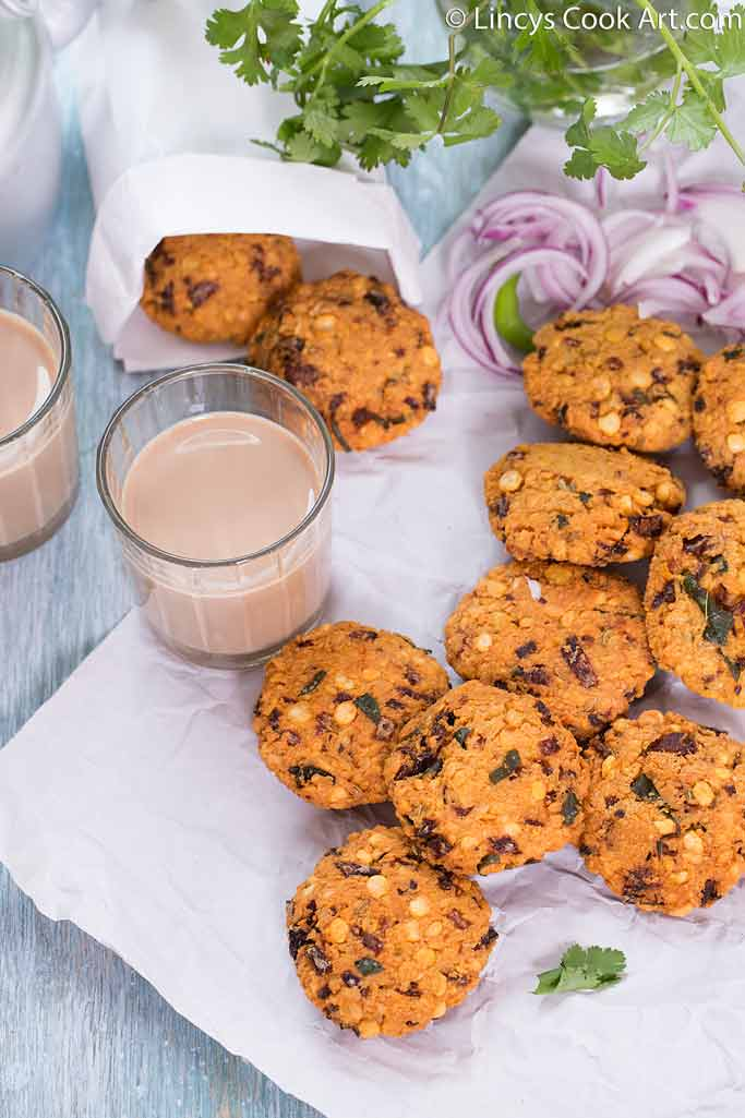 Masala Vadai recipe