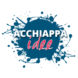 Logo Acchiappaidee alternativo
