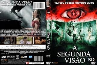 Filme A Segunda Visão 3D DVD Capa