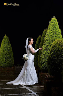 Wedding Gown in Mizo Wedding