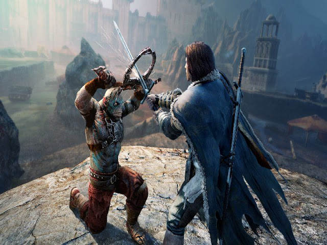 Middle Earth Shadow of Mordor Game of The Year Edition,ripgamesfun,Cover,Image,Screenshot,wallpaper