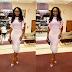 Ebube Nwagbo wows in head to-toe pink