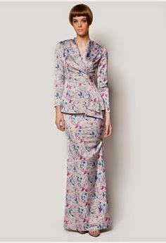 3 Fesyen Terkini Baju Raya 2015