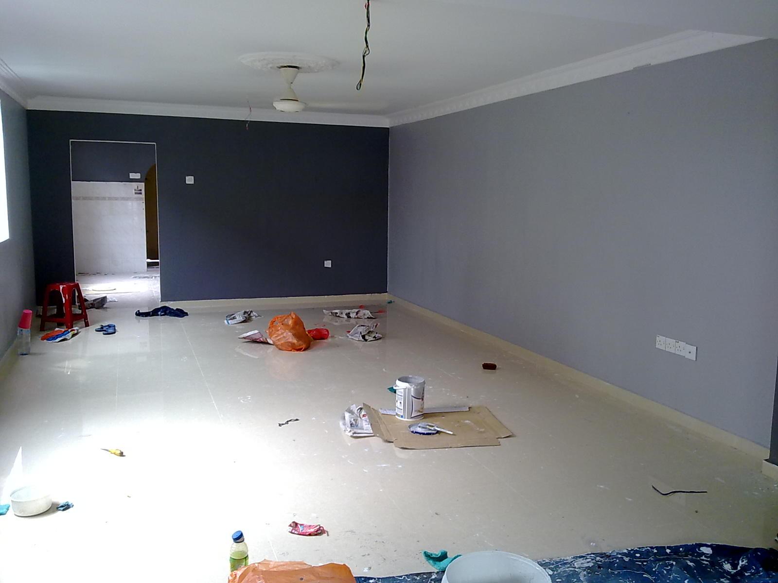 Warna Kelabu Untuk Ruang Tamu Desainrumahid