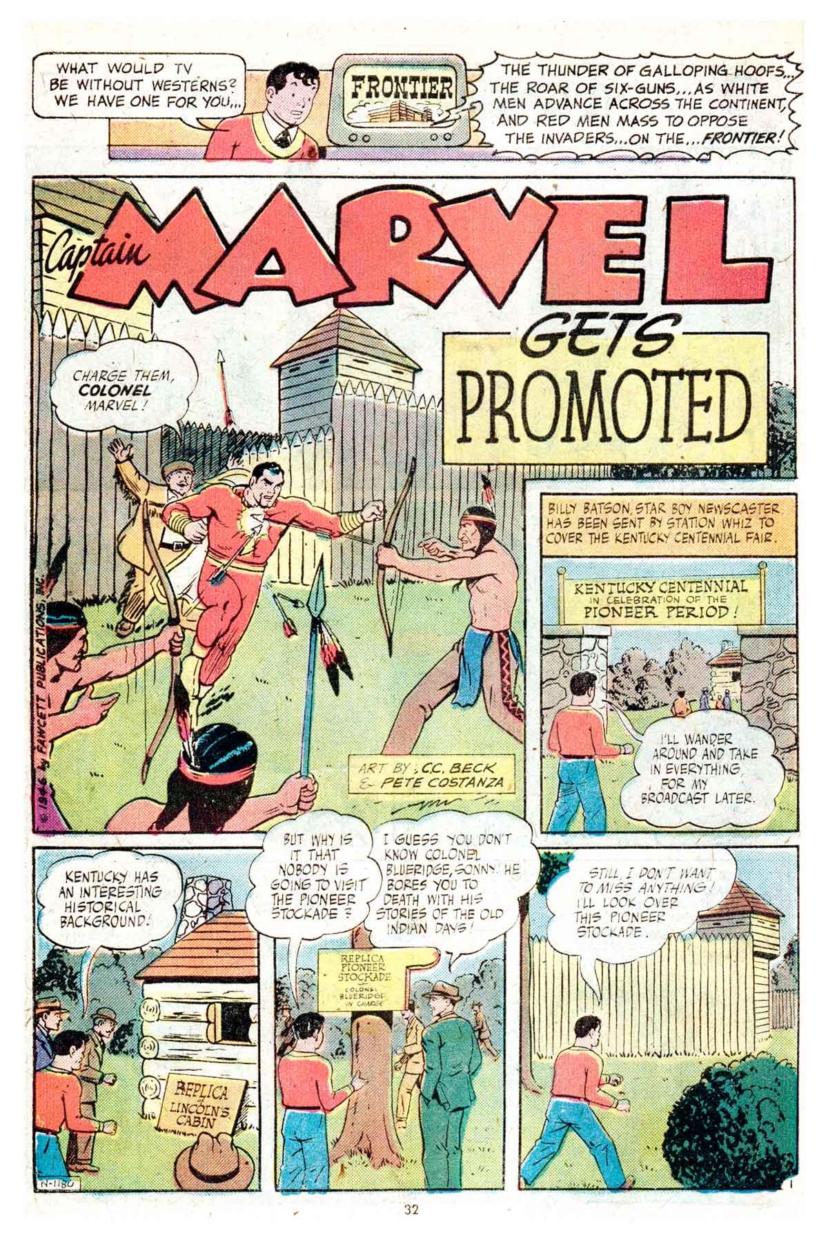 Read online Shazam! (1973) comic -  Issue #17 - 32