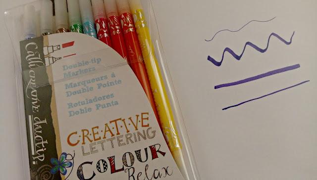 Callicreative Pens from Manuscript