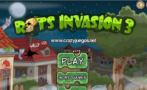 Jugar Rats Invasion 3