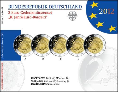 2e erikoislyönnit Saksa 2012