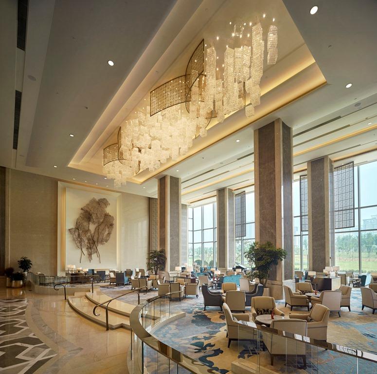 Shangri-La Hotel, Tangshan - Lobby Lounge