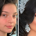 11 Pictures Captured Before And After Brides Got Their Wedding Makeup