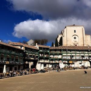 Una visita a Chinchón desde Madrid
