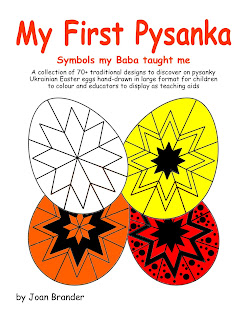 Children's Book previewed on Pysanka Power Video Clips