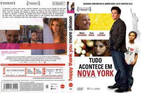 Tudo Acontece em Nova York (Happy thank you more Please) Torrent - (2013) 1
