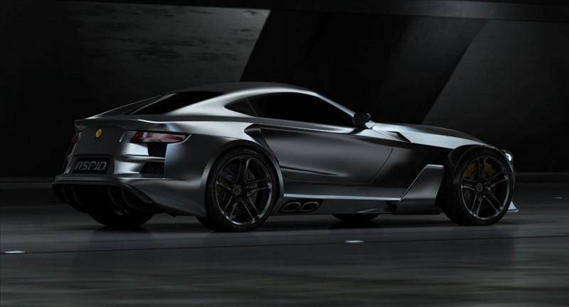 New Aspid GT - 21 Invictus 04