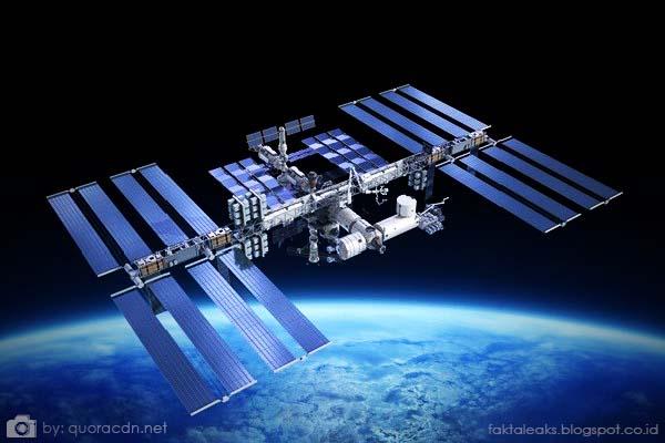 Stasiun Luar Angkasa Internasional ISS