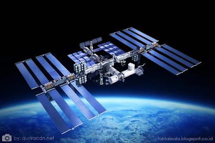 10 FAKTA TENTANG STASIUN LUAR ANGKASA INTERNASIONAL (ISS)