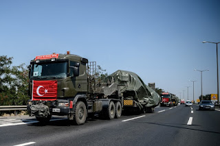 no one can stop Turkey or Turkish soldiers