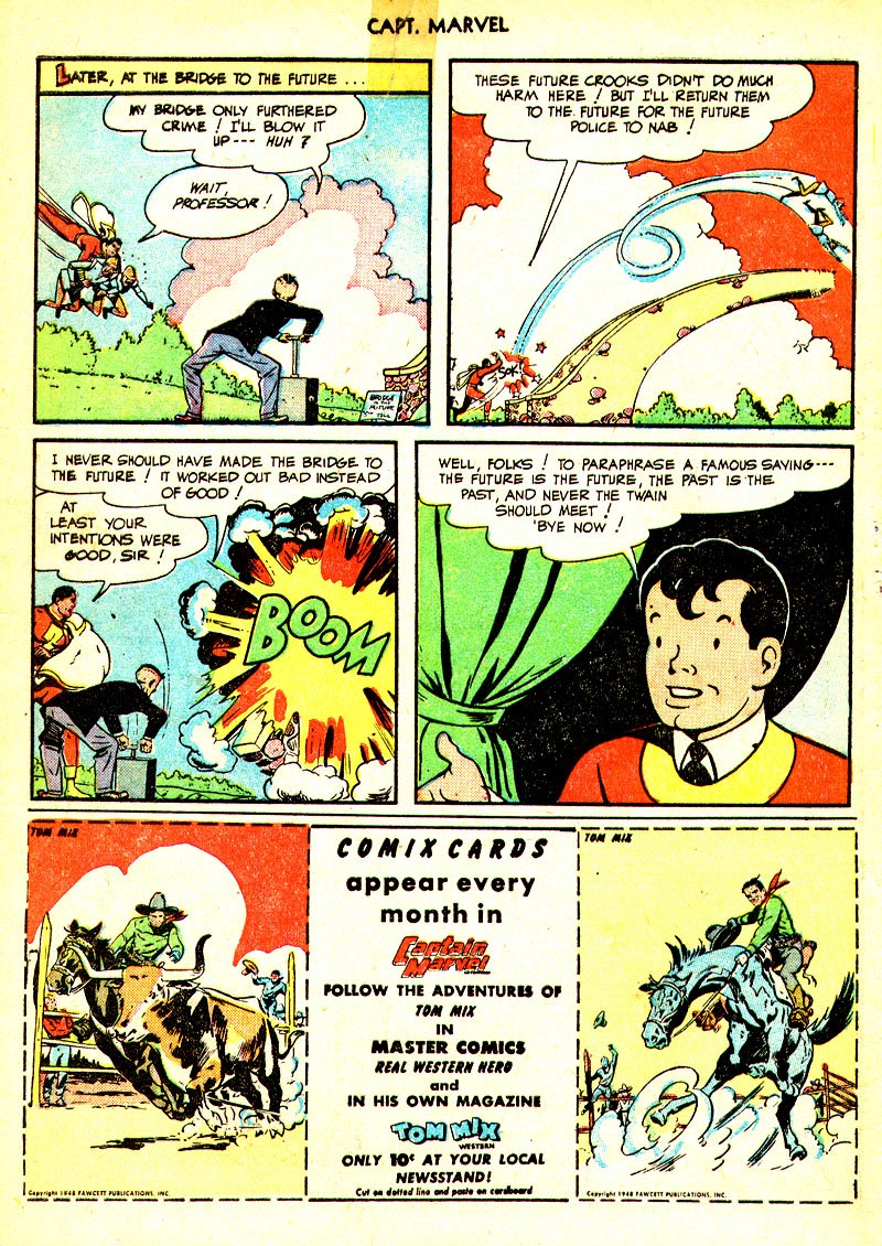 Captain Marvel Adventures issue 93 - Page 43