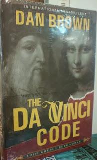 The Da Vinci Code Edisi Khusus Bergambar