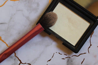 Nars albatross powder highlighter