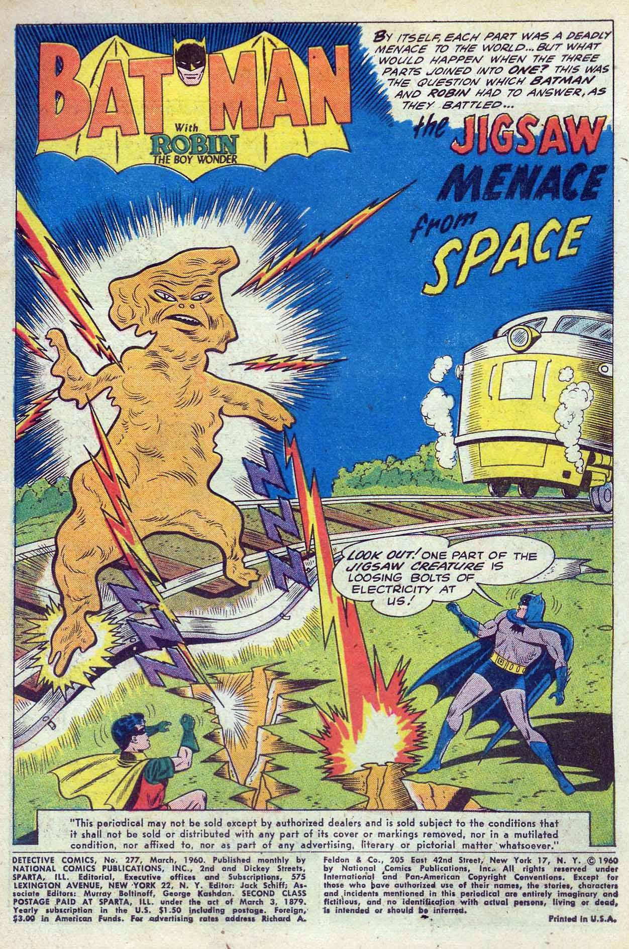 Detective Comics (1937) 277 Page 2