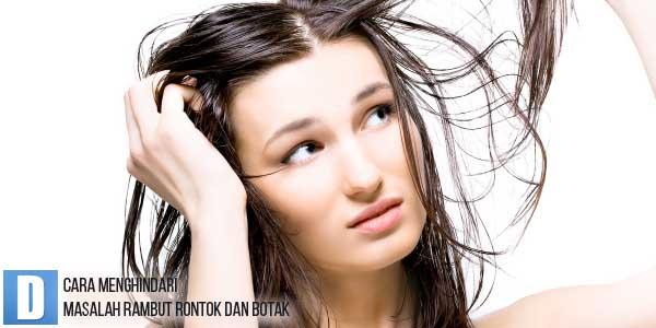 Masalah Rambut Rontok, Obat Rambut Botak, Penumbuh Rambut Alami