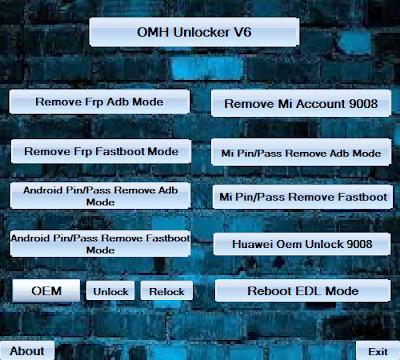 OMH Uncloker V6 2020 | Free Download