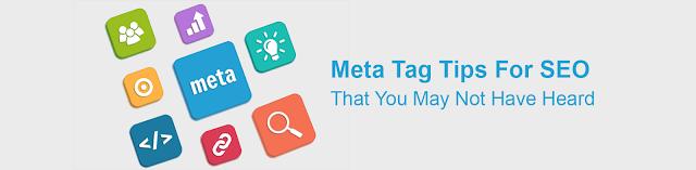 Meta TAg seo Friendly untuk Blogspot