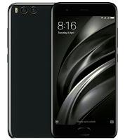 Spesifikasi dan Harga Xiaomi Mi 6 Black