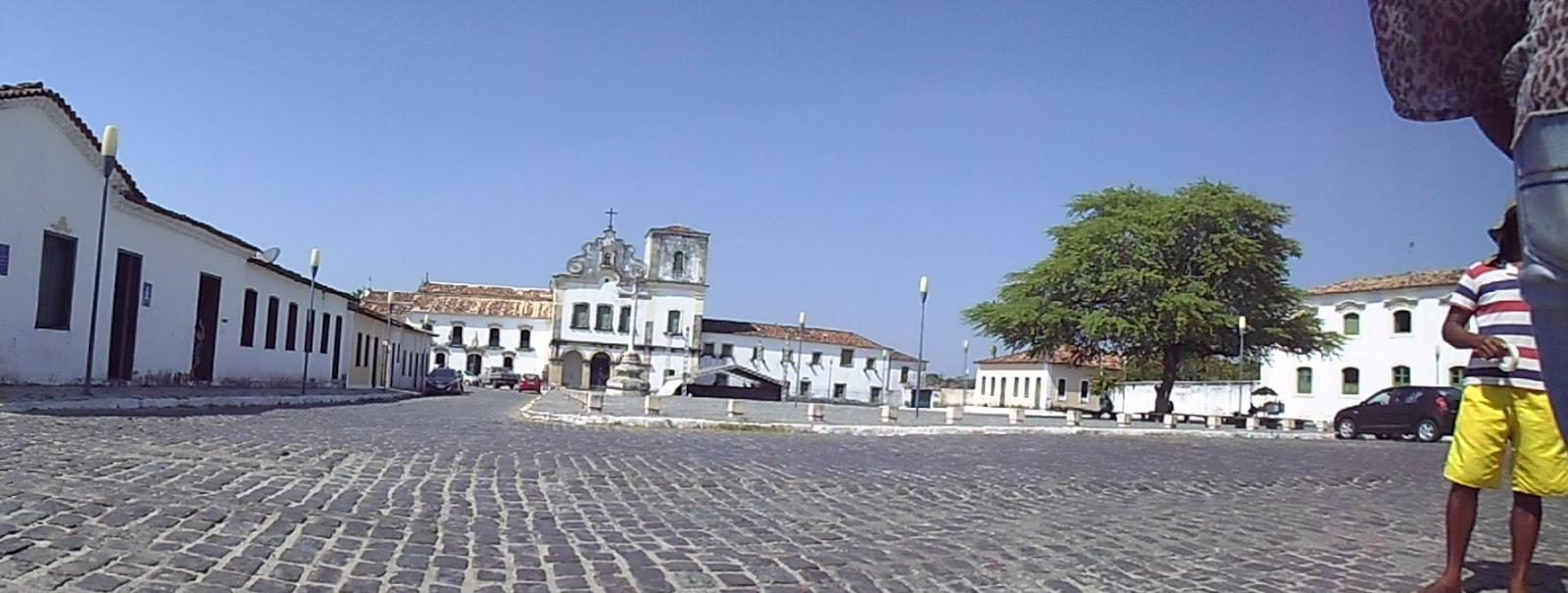 Vlog em São Cristóvão - Sergipe