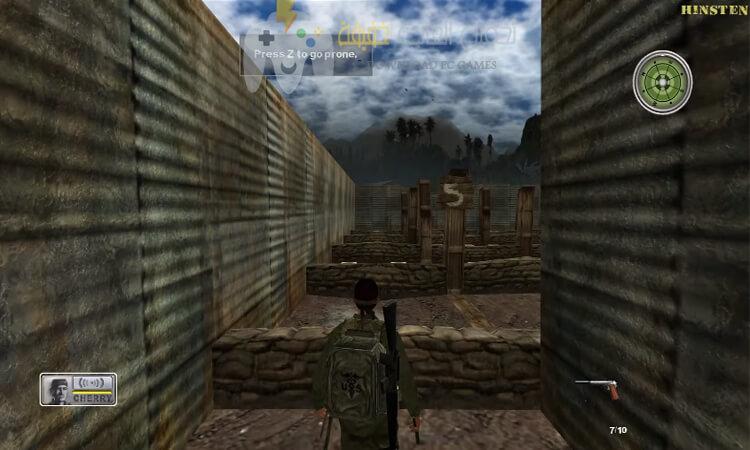 تحميل لعبة عاصفة الصحراء 3 Conflict Vietnam مضغوطة