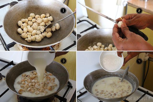 Spusht | How to make phool makhana kheer