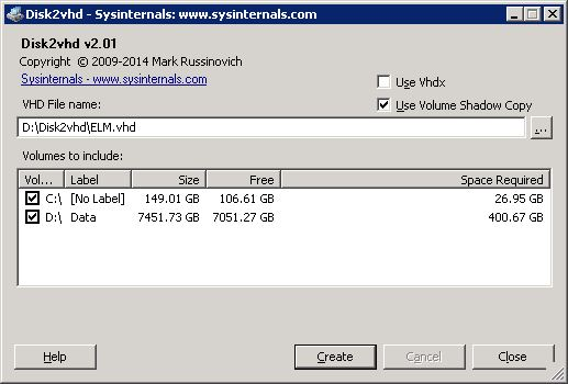 John Willis: P2V, Windows 2008r2 to KVM